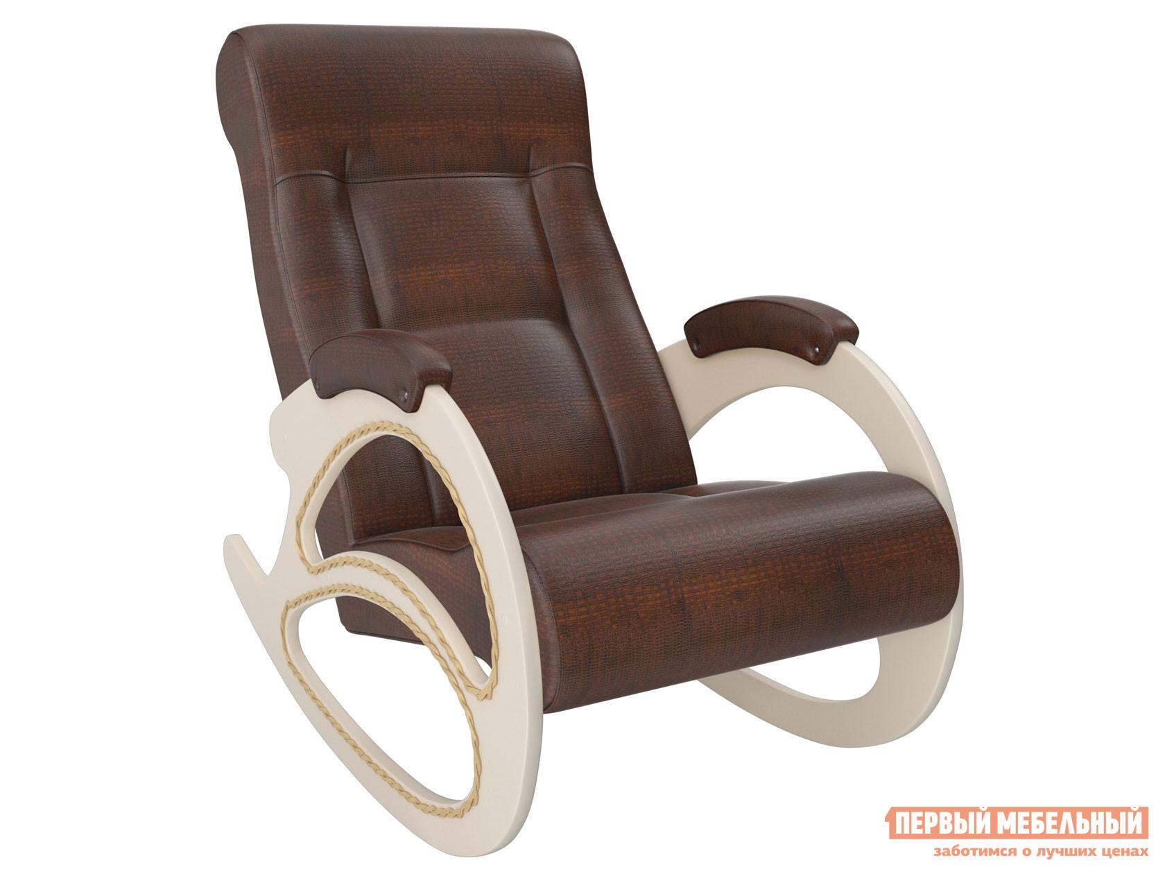 Кресло-качалка Мебель Импэкс Кресло-качалка Комфорт Модель 4 кресло качалка мебель импэкс кресло качалка складное белтех