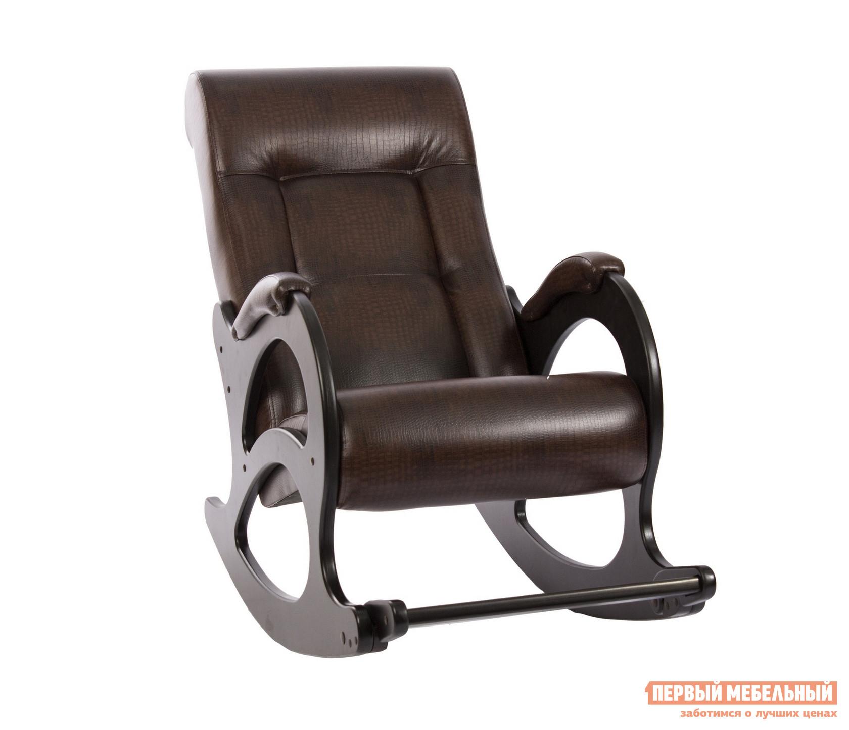 Кресло-качалка Мебель Импэкс Кресло-качалка Комфорт Модель 44 б/л