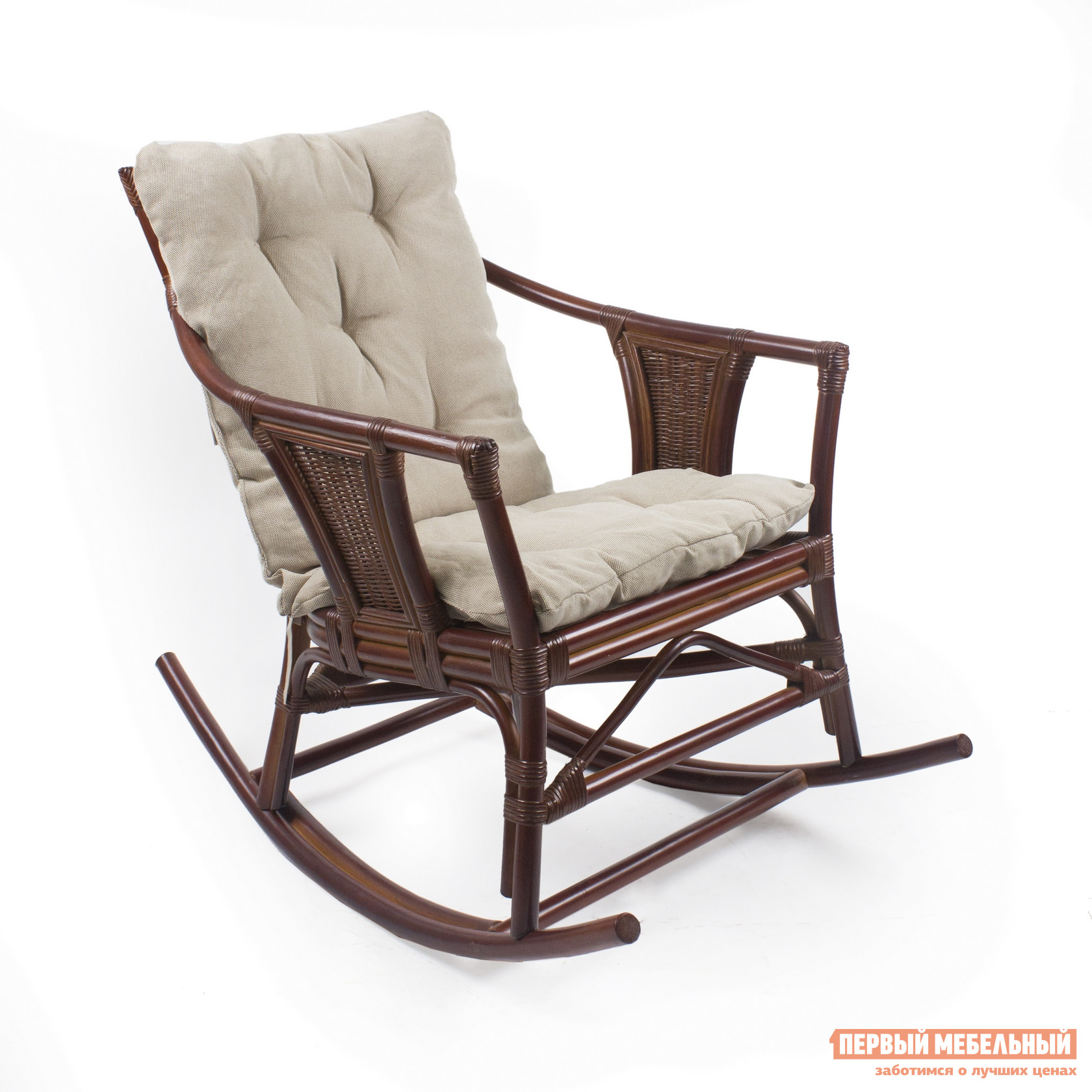 Кресло-качалка Мебель Импэкс Кресло-качалка Canary с подушкой