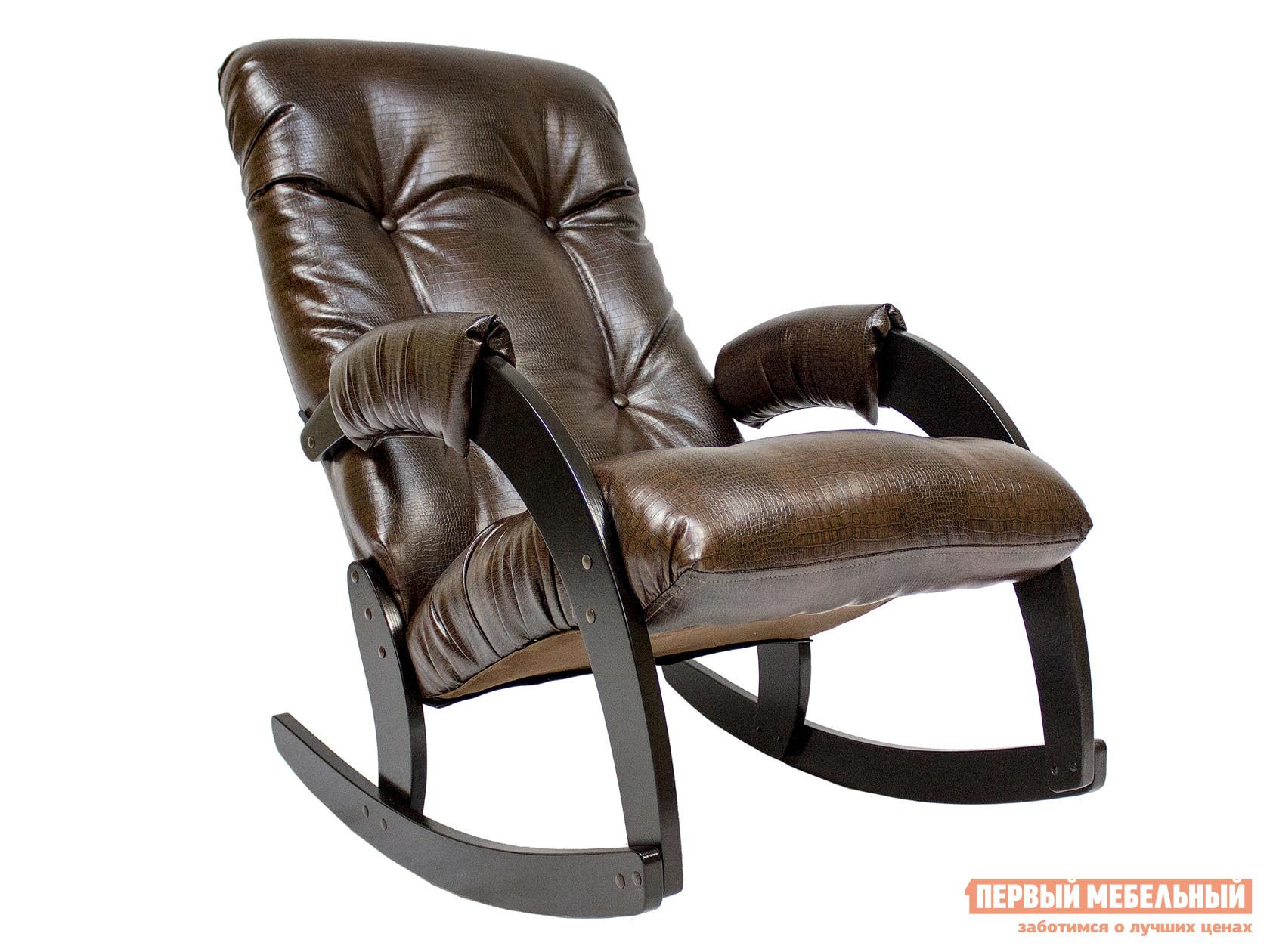 Кресло-качалка Мебель Импэкс Кресло-качалка Комфорт Модель 67 кресло качалка мебель импэкс кресло качалка складное белтех
