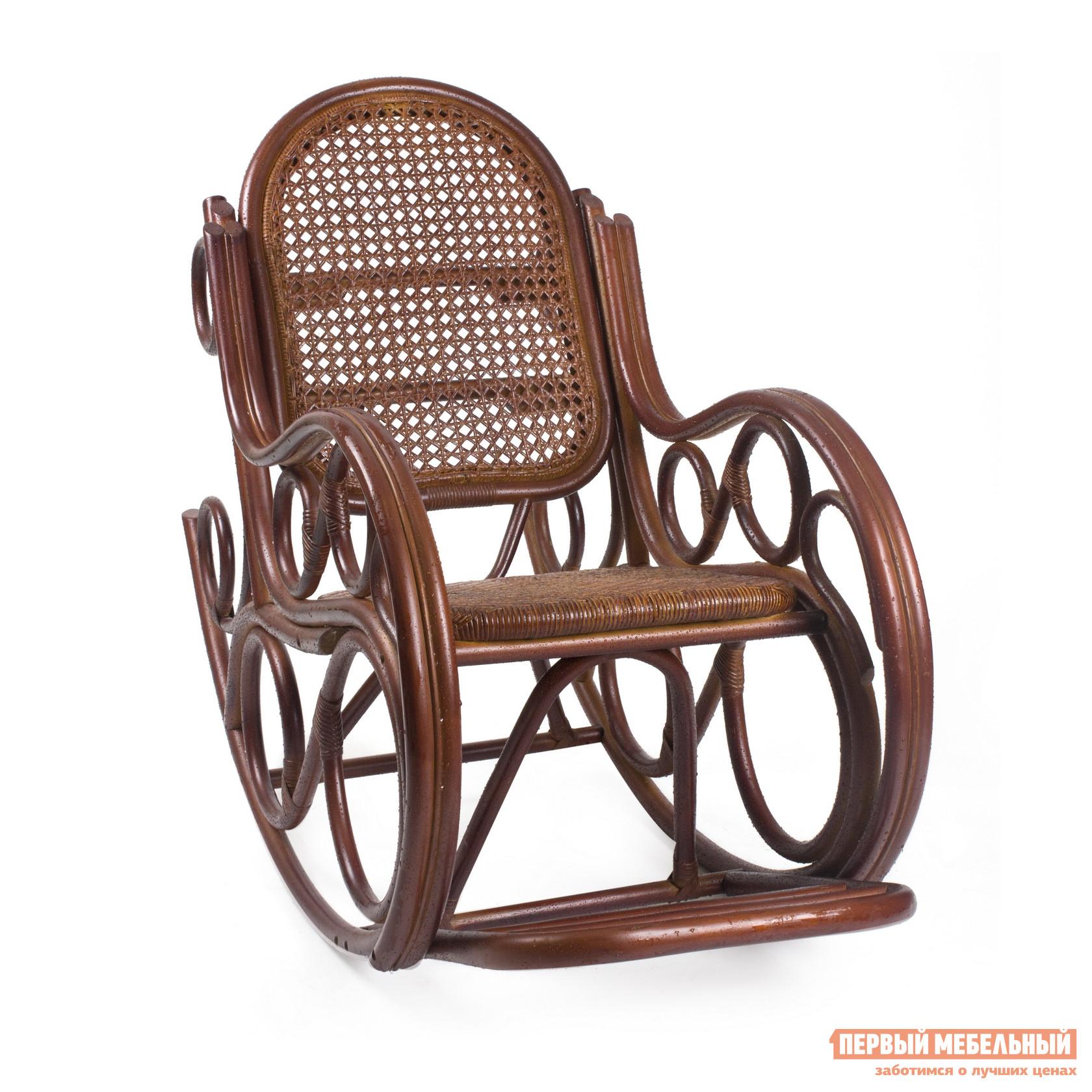 Кресло-качалка Мебель Импэкс Novo с подушкой кресло качалка мебель импэкс kara мёд с подушкой