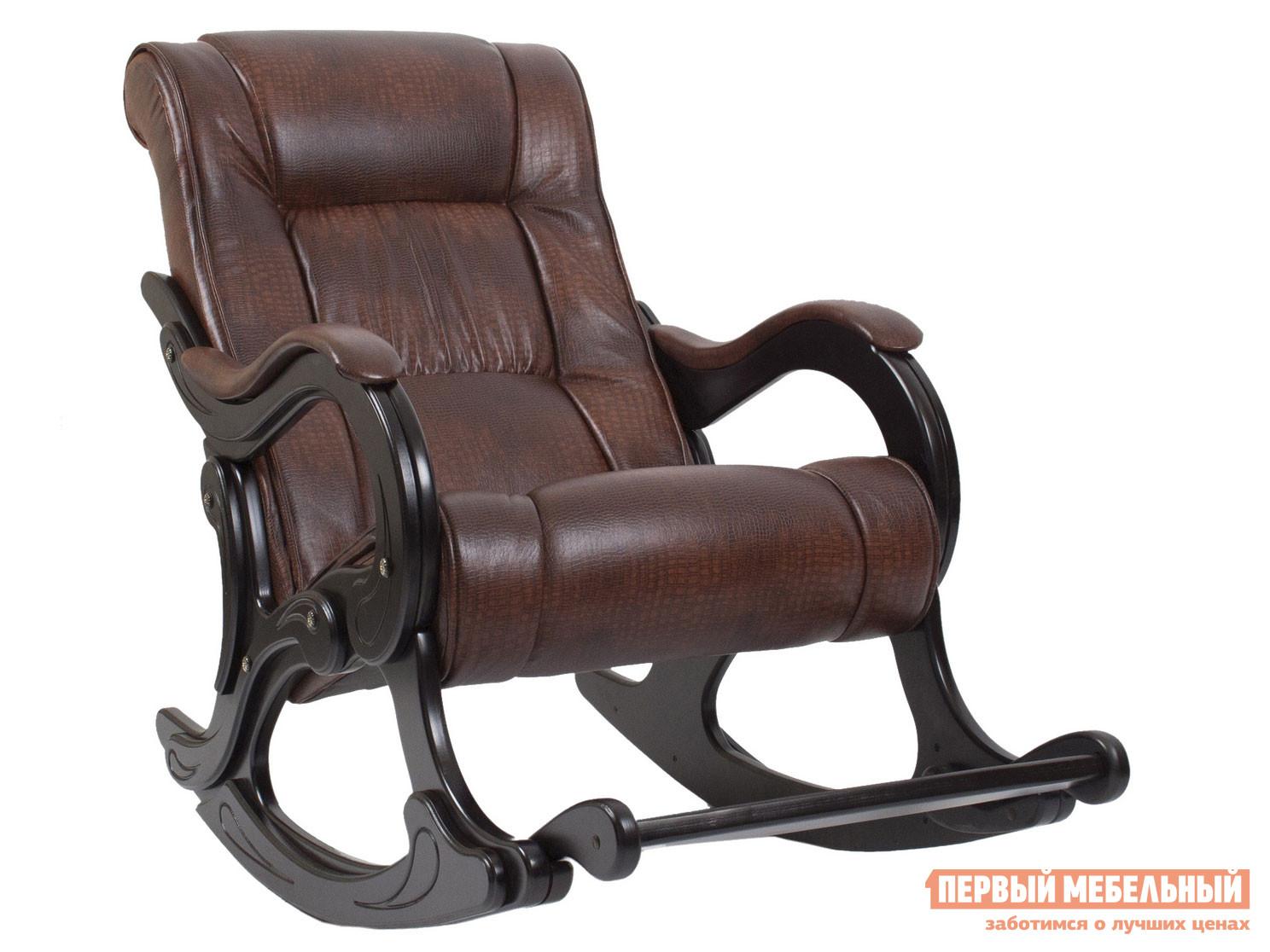 Кресло-качалка Мебель Импэкс Кресло-качалка Комфорт Модель 77 кресло качалка мебель импэкс кресло качалка складное белтех