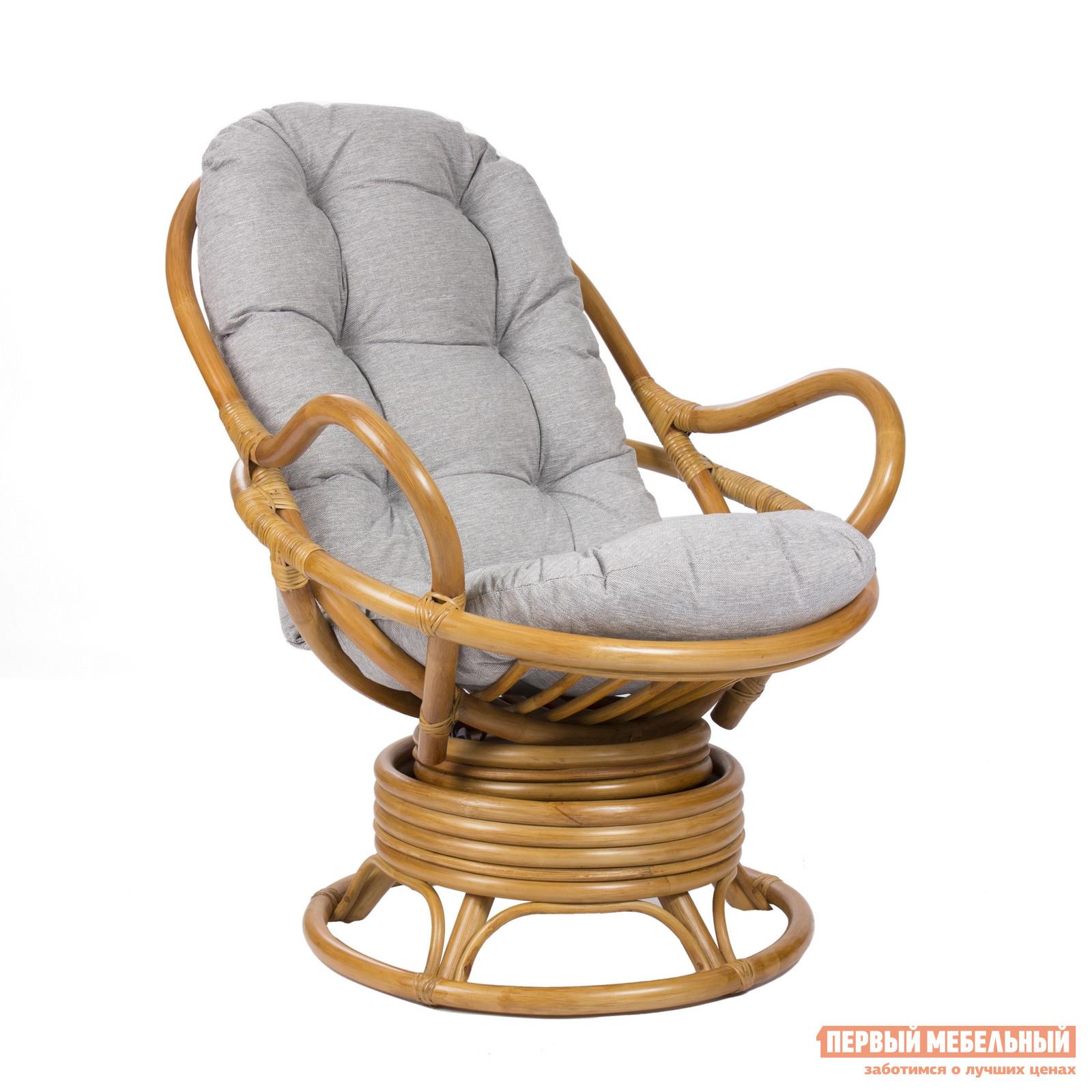 Кресло-качалка Мебель Импэкс Swivel Rocker Мед