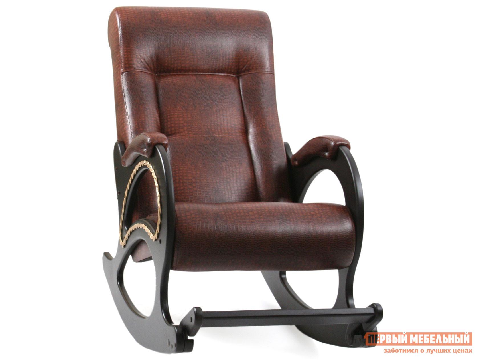 Кресло-качалка Мебель Импэкс Кресло-качалка Комфорт Модель 44 кресло качалка мебель импэкс кресло качалка складное белтех