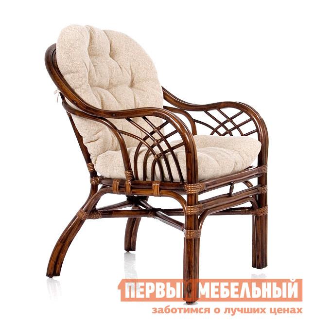 Садовое кресло Мебель Импэкс Кресло Roma с подушкой Орех от Купистол
