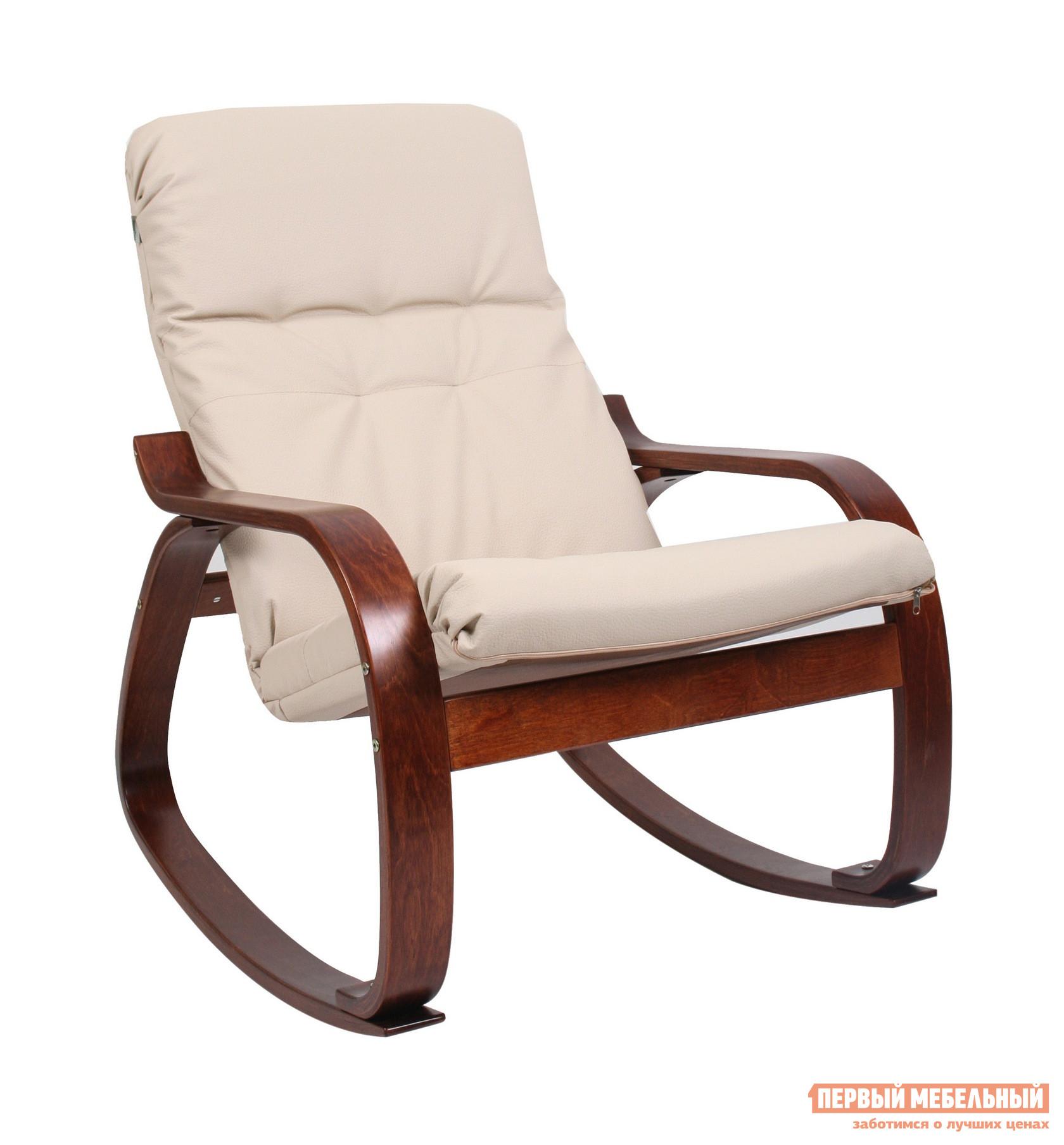 Кресло-качалка Мебель Импэкс Кресло-качалка Сайма экокожа кресло качалка дизайнерское jimi
