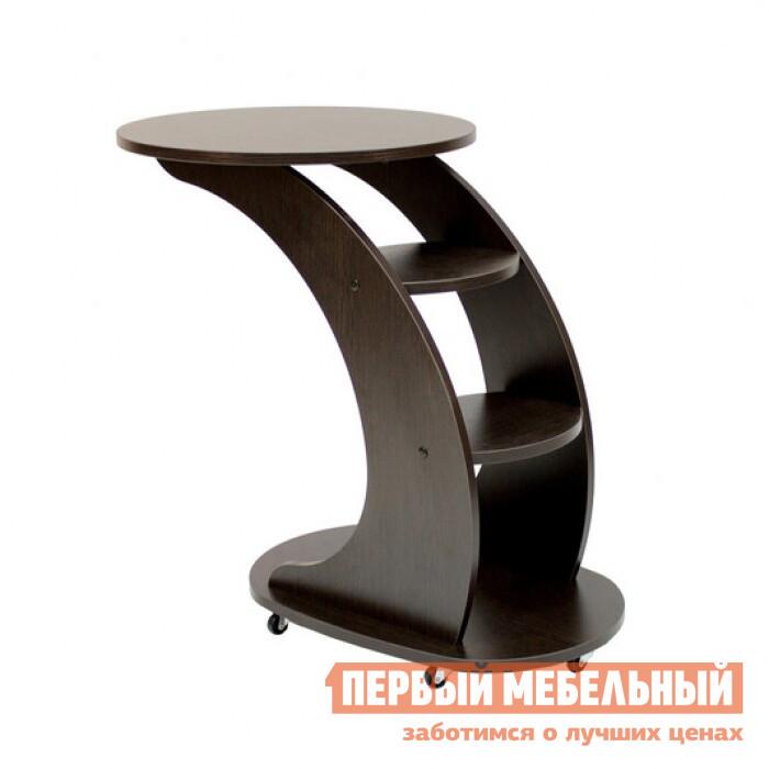 Журнальный столик Мебель Импэкс Придиванный столик Стелс стандартое исполнение dg home придиванный круглый столик molto bene grande