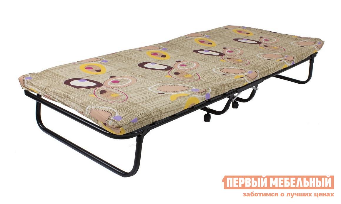 Раскладушка с ортопедическим основанием Мебель Импэкс LeSet, модель 206 цены онлайн