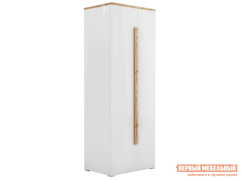 Фото - Шкаф распашной Первый Мебельный Шкаф платяной 2-х дверный 1903.М1 распашной шкаф первый мебельный шкаф 3 х дверный глухой венето