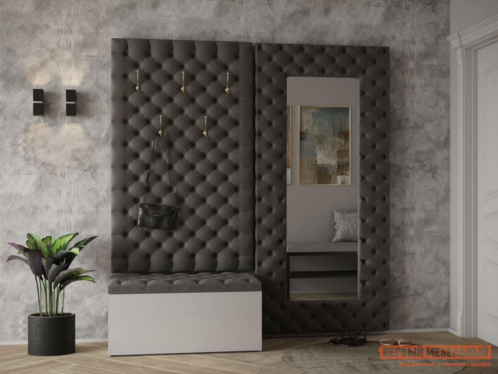 Комплект мебели для прихожей Мелания Комплект мебели для прихожей Графтон 1 тумбы для прихожей
