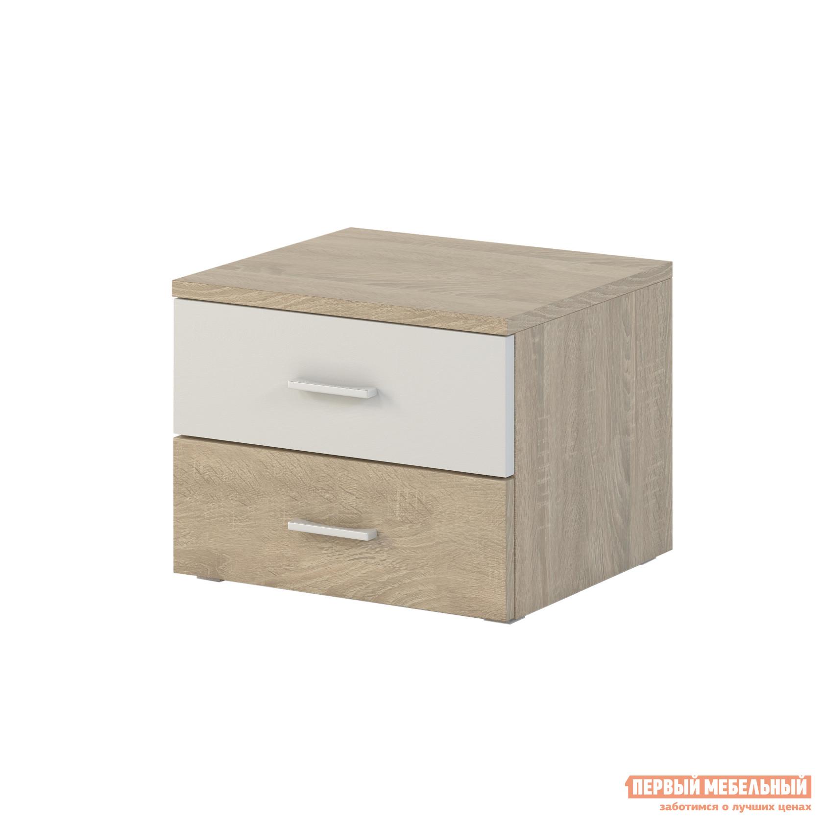 Прикроватная тумбочка Милана 1405.М2 тумбочка мебель трия прикроватная токио пм 131 03 см дуб белфорт венге цаво