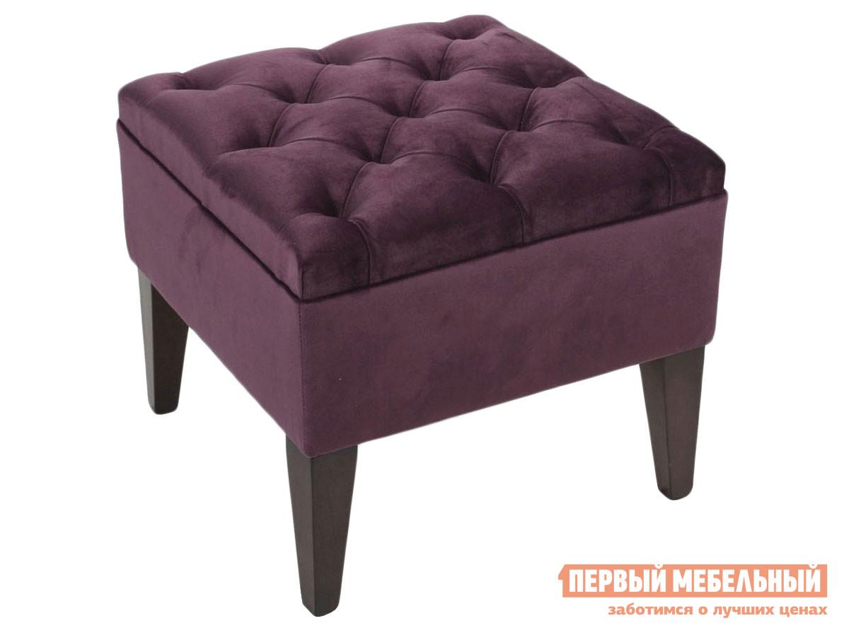 Пуфик Пуф HD 400*450*450 Bella 14 Фиолетовый фото