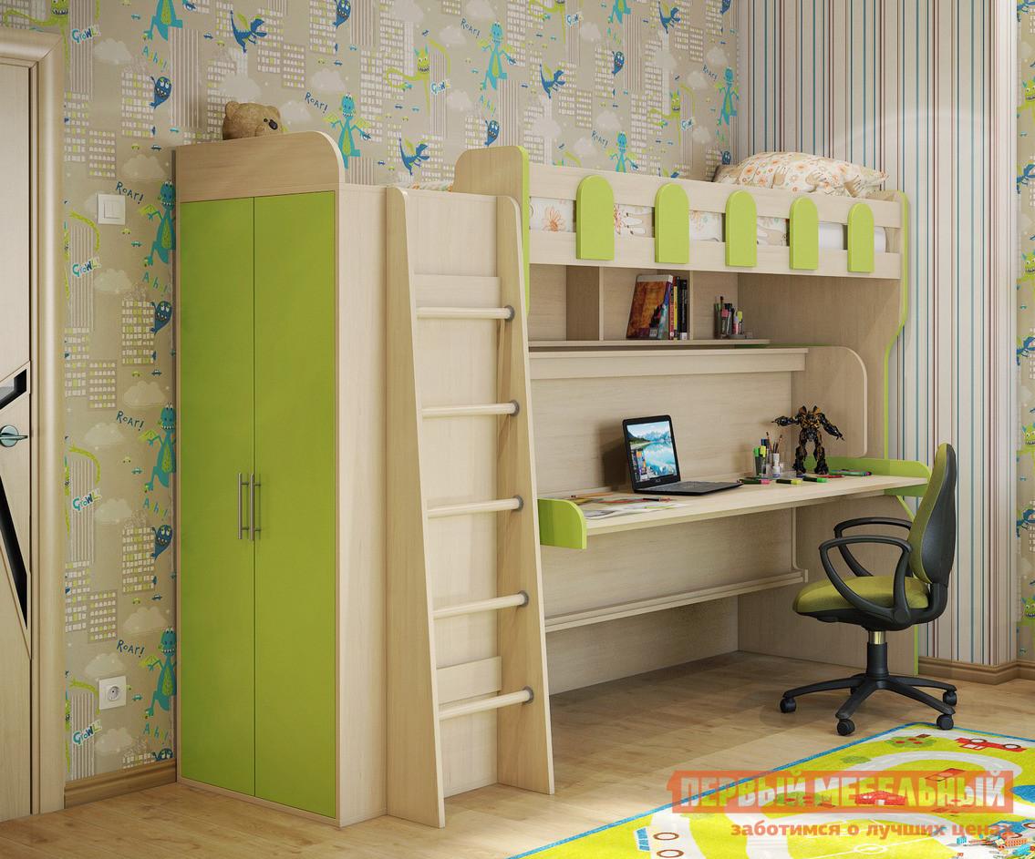 Комплект детской мебели Милана Чудо К1 спальный гарнитур трия саванна к1