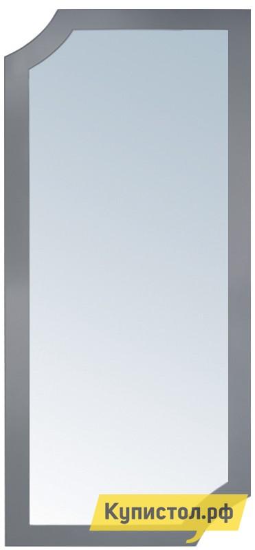 Настенное зеркало Зеркальные грани 0453 (500*1200) с креп. (к2) Зеркало серебряное / Зеркало тонированое