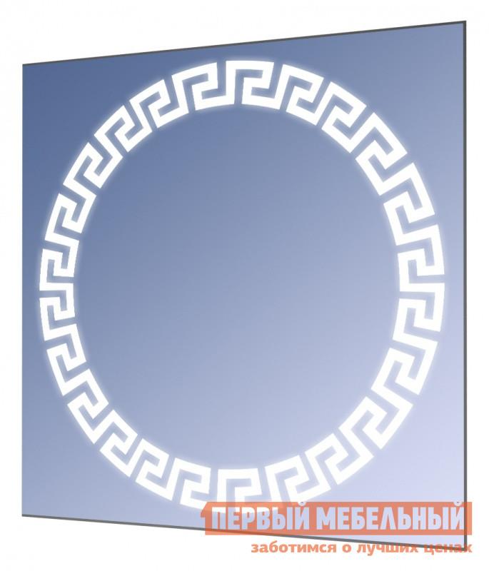 Настенное зеркало Зеркальные грани 0681 (700*700)