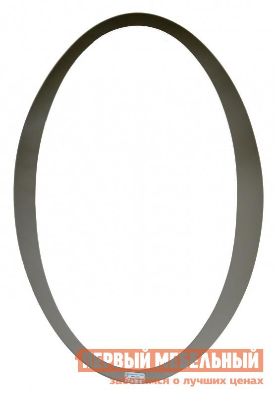 Настенное зеркало Зеркальные грани 0450 (500*730) с креп. (к2) Зеркало серебряное / Зеркало тонированое