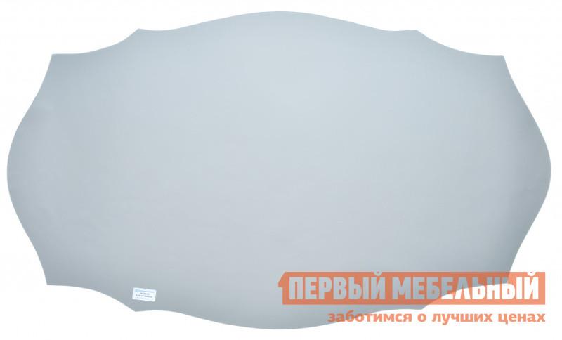 Настенное зеркало Зеркальные грани 0213 (600*800) с креп (к2) Зеркало серебряное