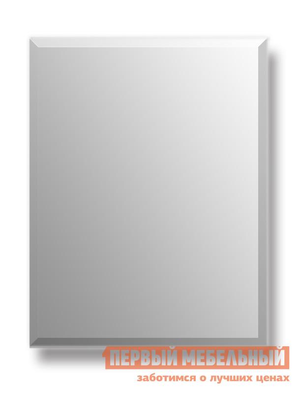 Настенное зеркало Зеркальные грани 0303 / 0310 / 0312/ 0313 / 0314 фацет Зеркало серебряное, 400 мм