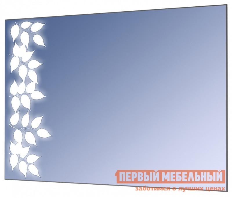 Настенное зеркало Зеркальные грани 0711 (800*600)