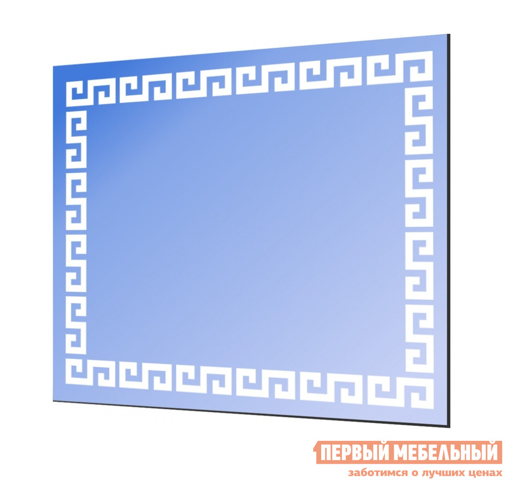 Настенное зеркало Зеркальные грани 0700 (750*600)