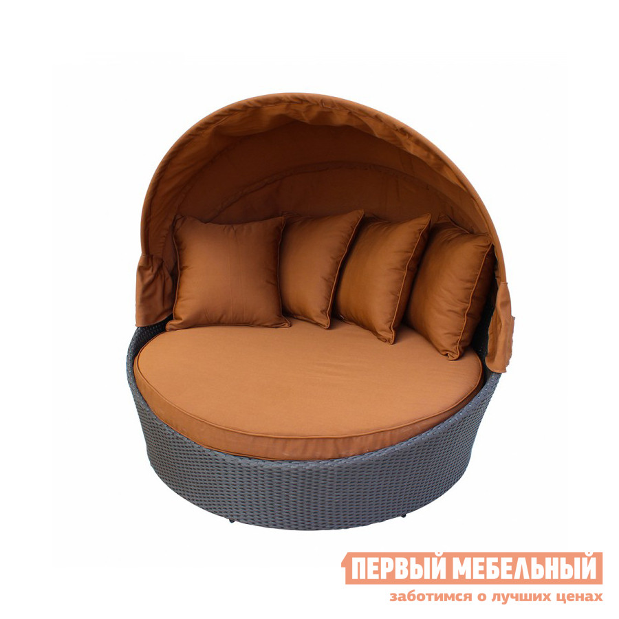 Плетеный диван Kvimol КМ-0099