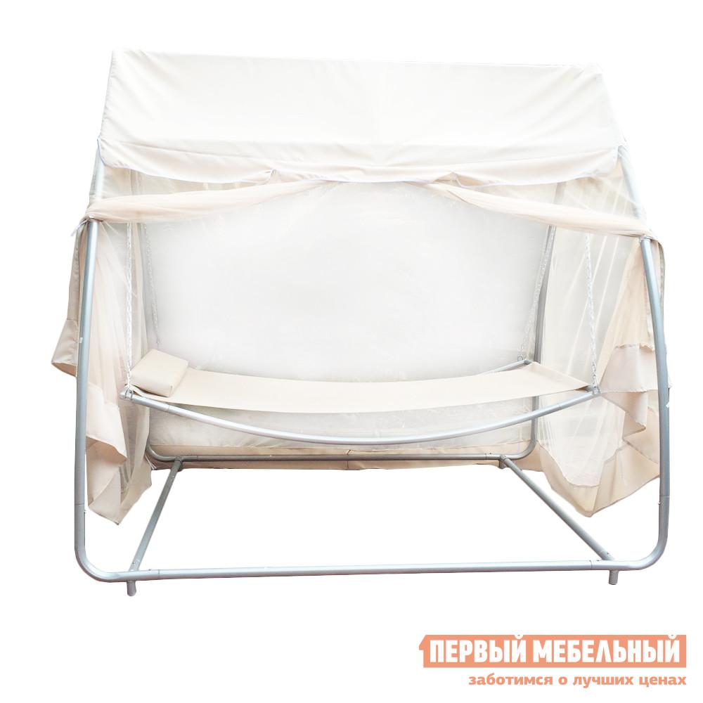 Садовые качели Kvimol КМ-081 плетеное кресло ротанговое kvimol км 0317