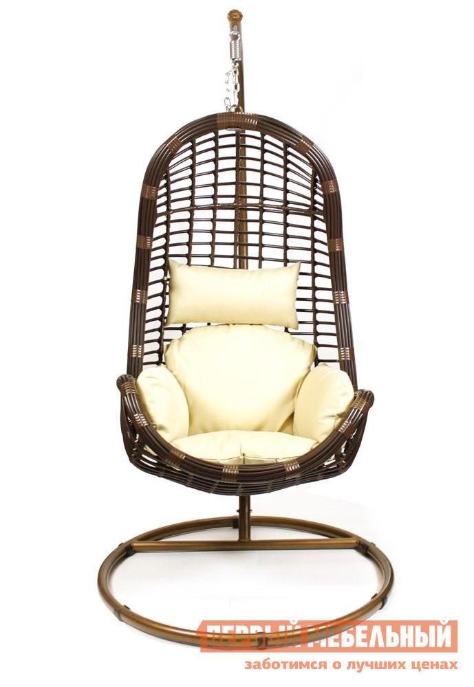 Подвесное кресло Kvimol КМ 1012 плетеное кресло ротанговое kvimol км 0317
