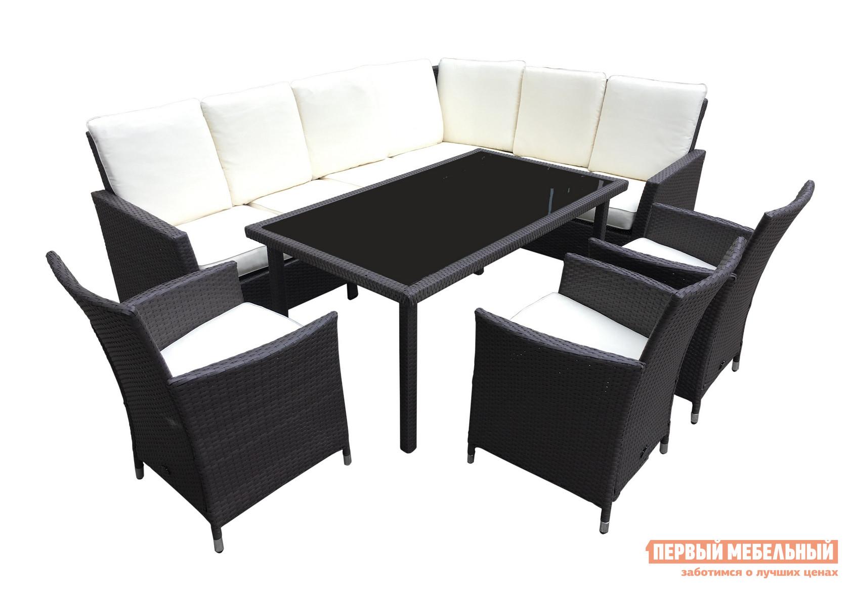 где купить Комплект плетеной садовой мебели Kvimol KM-1313 по лучшей цене