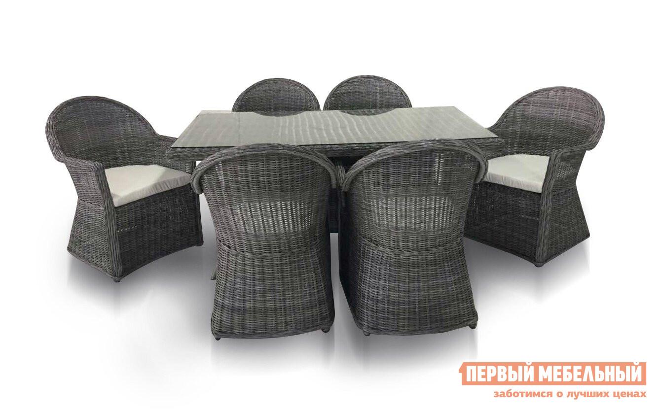 Комплект плетеной мебели Kvimol KM-0318 цена 2017