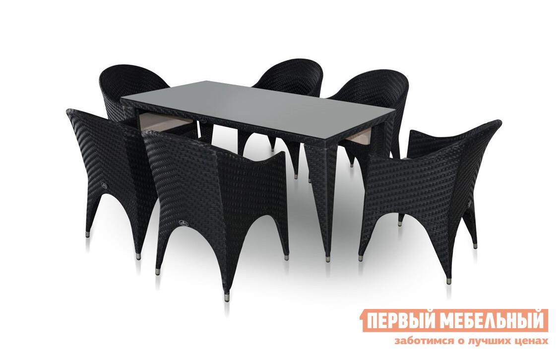 Комплект плетеной мебели Kvimol KM-0316