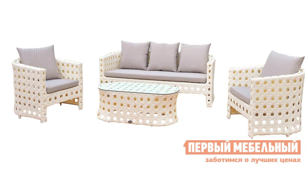 Комплект плетеной мебели Kvimol KM0008 цена 2017
