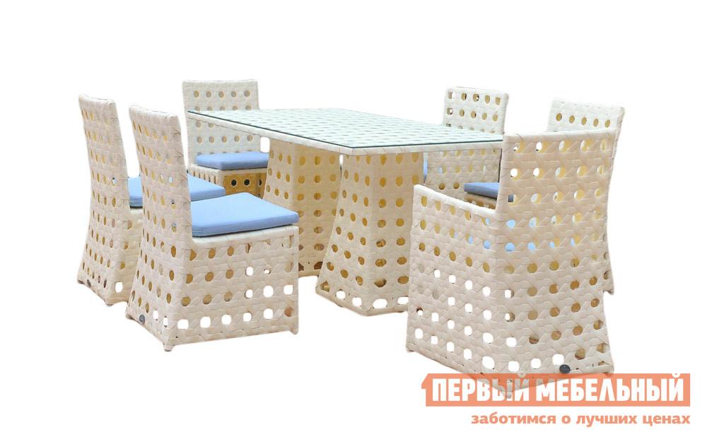 Комплект плетеной мебели Kvimol KM0013