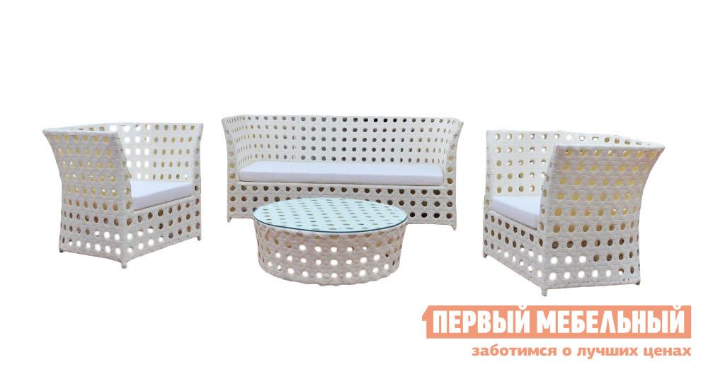 Комплект плетеной мебели Kvimol KM0014  цена