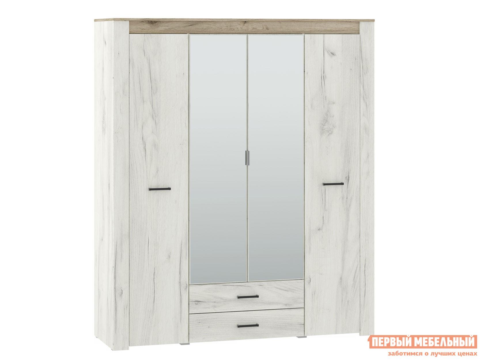 Шкаф распашной НК-Мебель ПРАГА шкаф 4-х дверный 72030103 шкаф распашной нк мебель прага шкаф 4 х дверный 72030103
