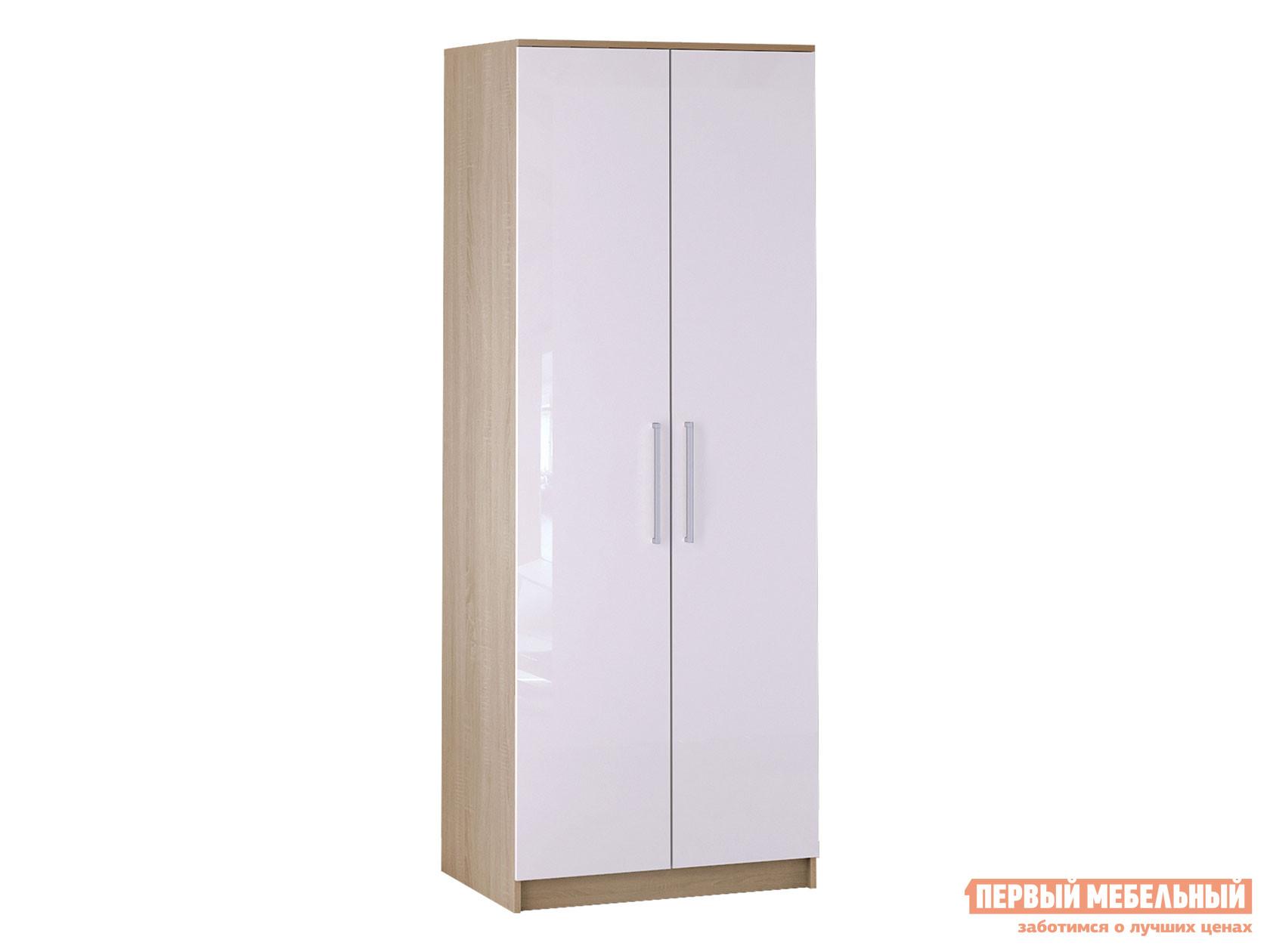 Шкаф распашной НК-Мебель Бланка шкаф 2-х дверный 72250075 шкаф распашной нк мебель прага шкаф 4 х дверный 72030103