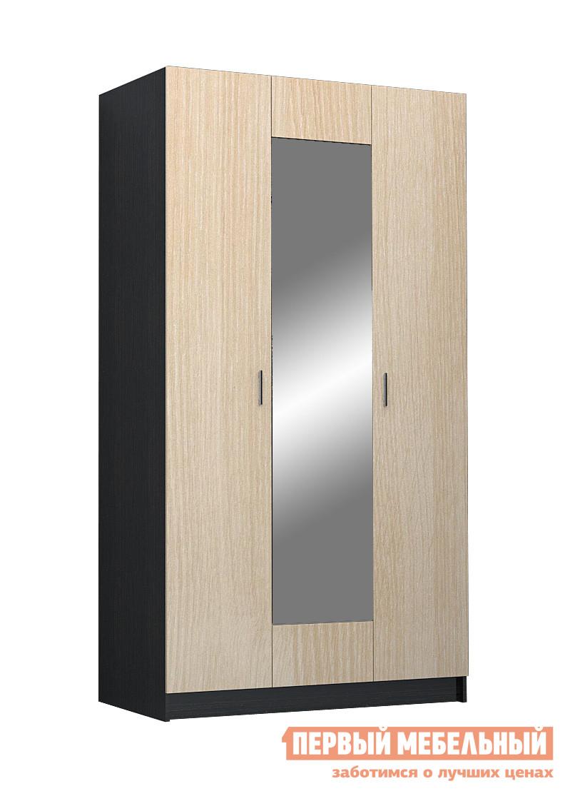 Шкаф распашной НК-Мебель Паулина 7 шкаф распашной нк мебель летиция шкаф к1