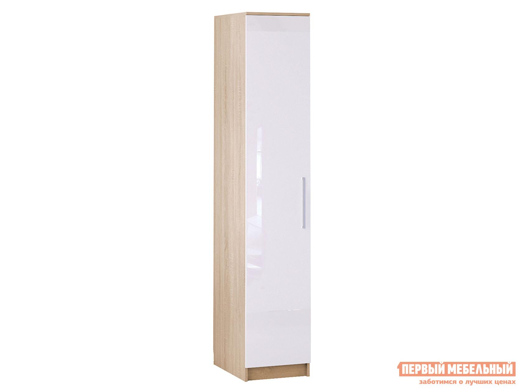 Шкаф-пенал НК-Мебель Бланка шкаф однодверный 72250077