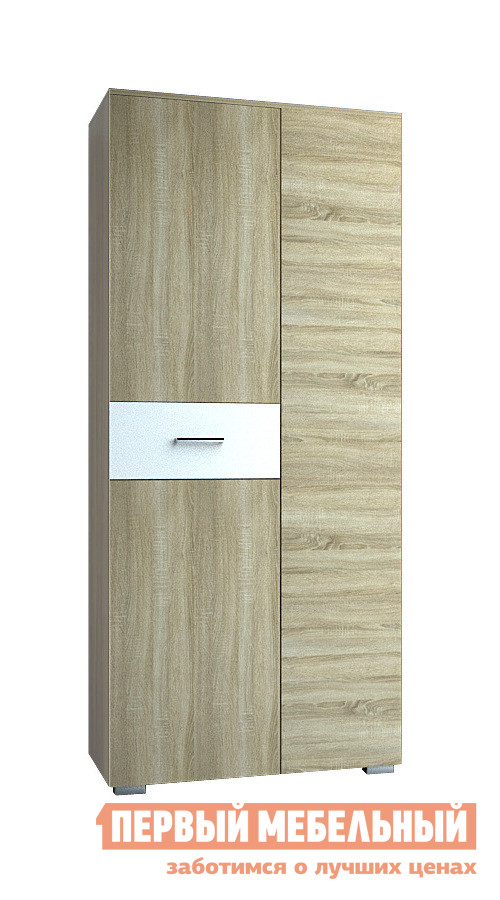 Шкаф распашной НК-Мебель Верди Ш-1 шкаф витрина нк мебель верди в