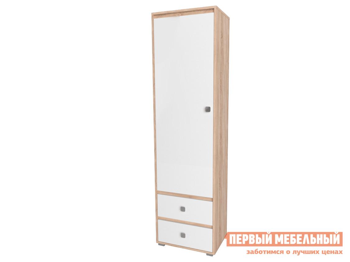 Шкаф-пенал НК-Мебель Шкаф-пенал Кент 73090147