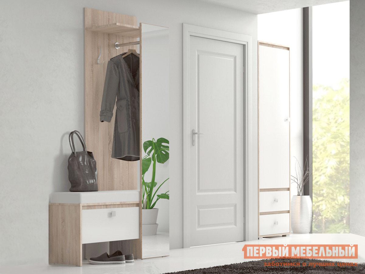 Фото - Прихожая Первый Мебельный Кент прихожая (модуль) 73090146 прихожая первый мебельный прихожая лайн 1