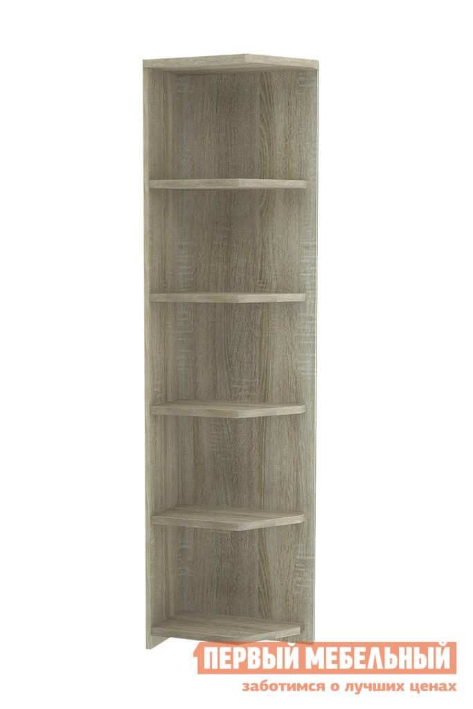 Стеллаж НК-Мебель Ломбардо С шкаф распашной нк мебель ломбардо ш 4