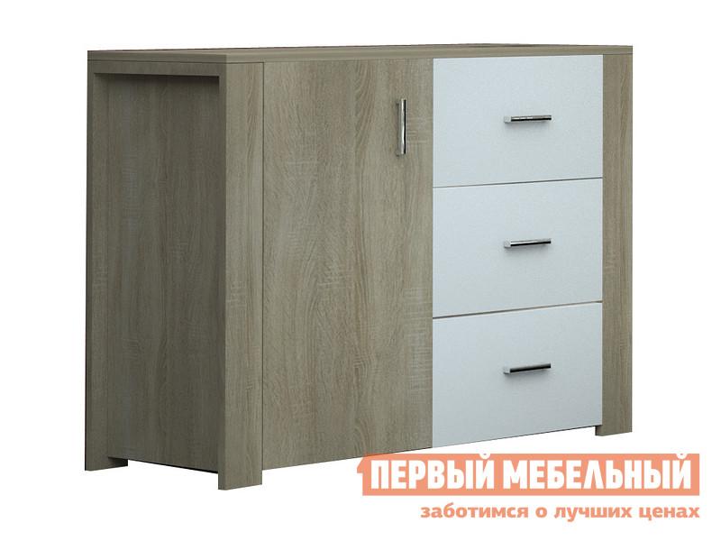 Комод НК-Мебель Ломбардо К шкаф распашной нк мебель ломбардо ш 4