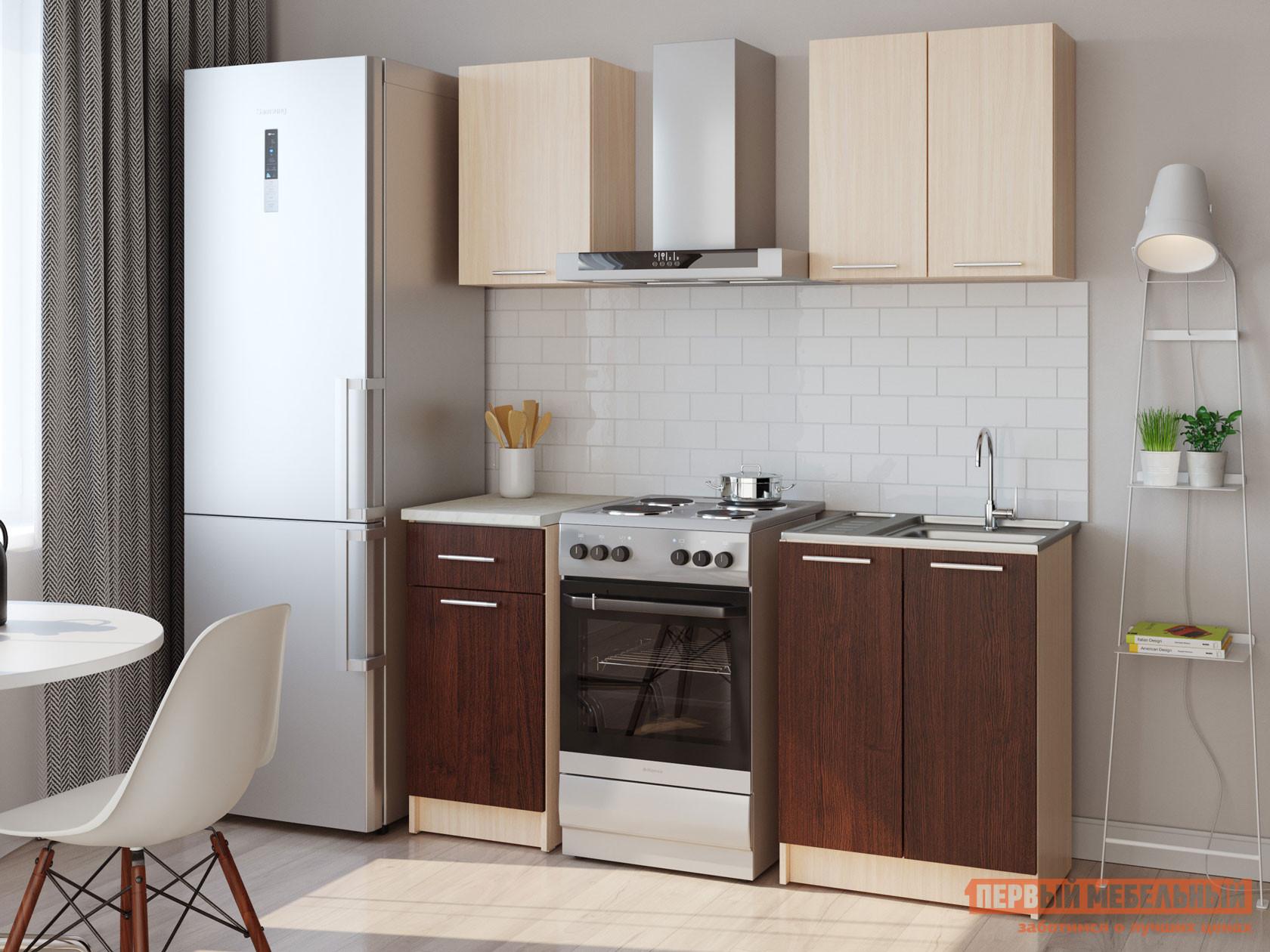 Кухонный гарнитур НК-Мебель Далари 100 см