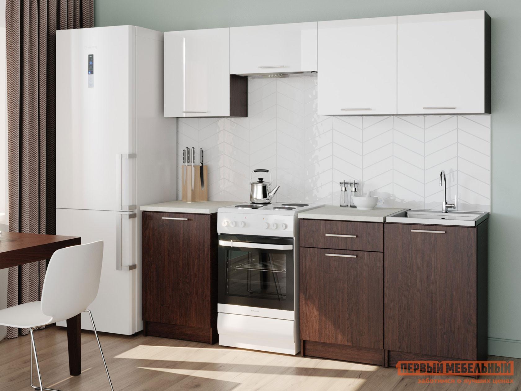 Кухонный гарнитур НК-Мебель Дальма 210 см