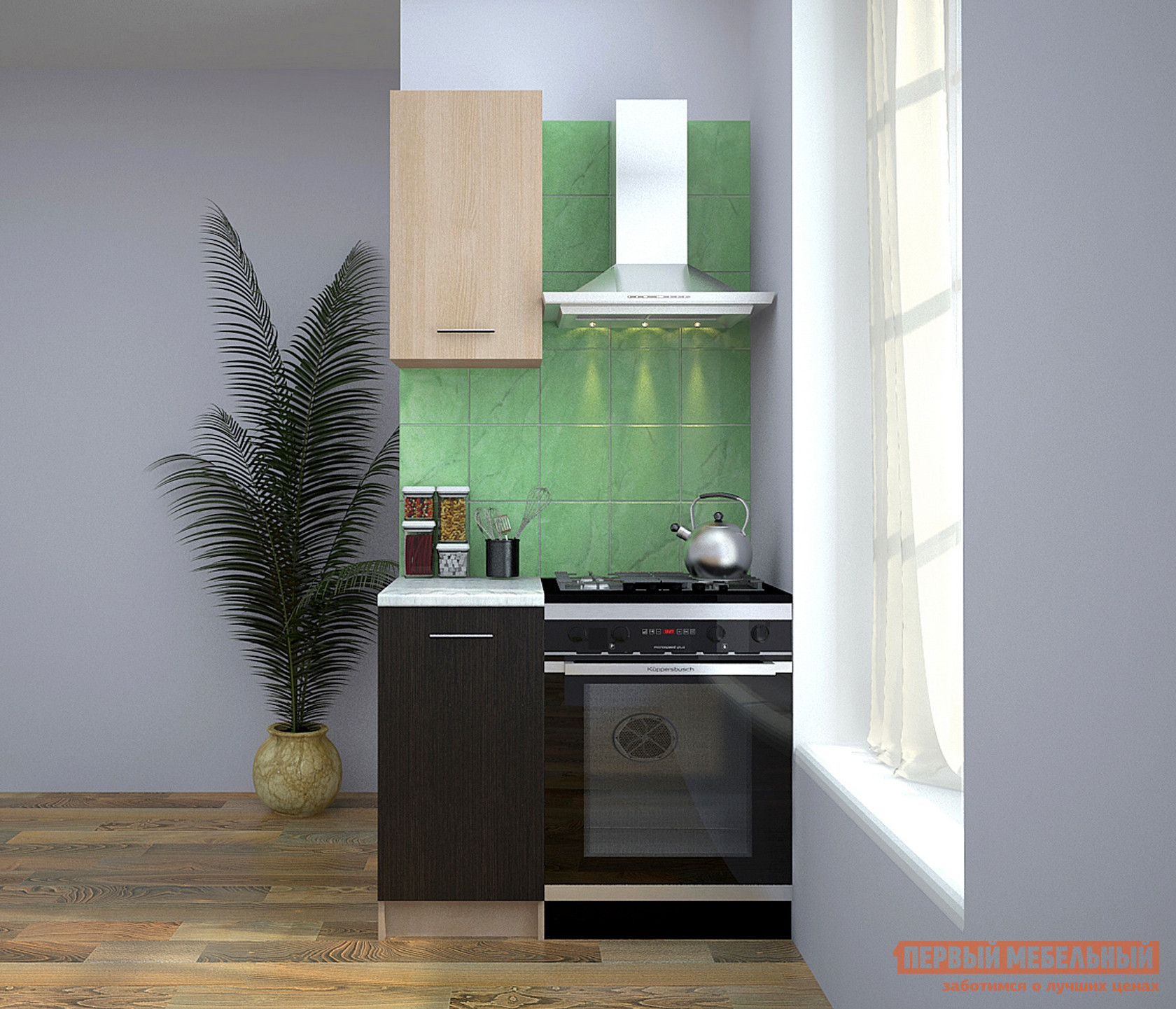 Кухонный гарнитур НК-Мебель Шаста 40 см сурская мебель кухонный гарнитур настя 11