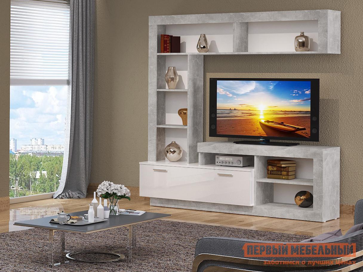 Гостиная НК-Мебель Монтана Мини шкаф распашной нк мебель баланар