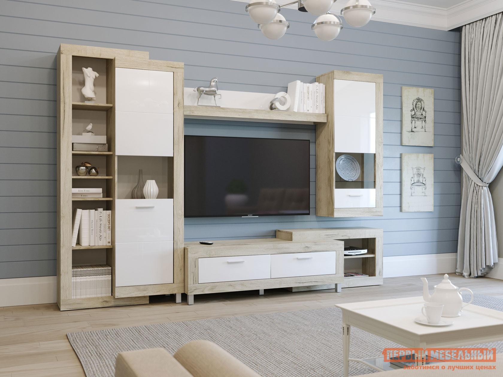 Гостиная НК-Мебель Гостиная Генезис К2 спальный гарнитур нк мебель комплект мебели для спальни тиберия к2