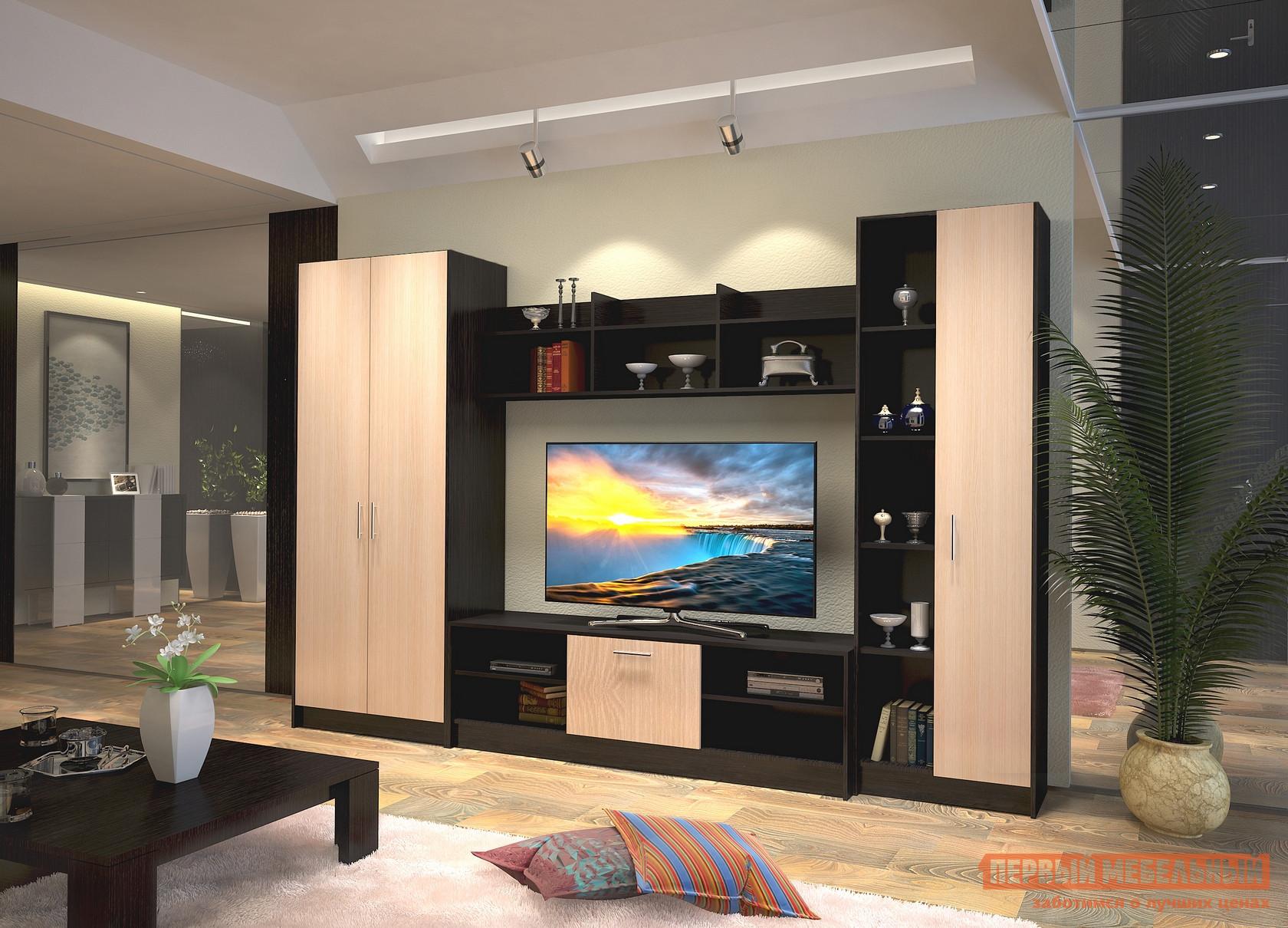 Гостиная НК-Мебель Балфур спальный гарнитур нк мебель паулина к1