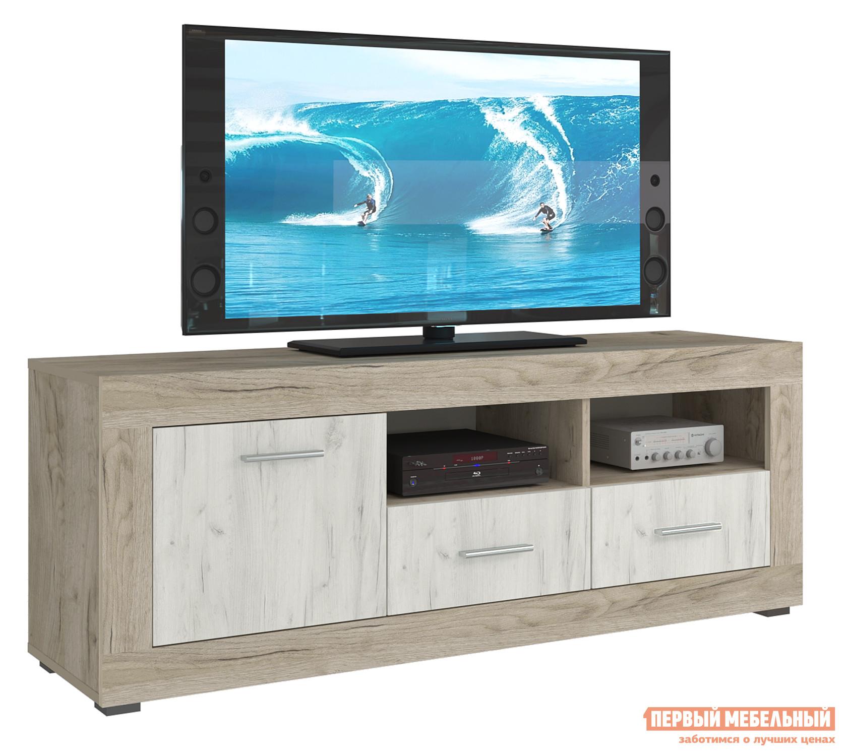 ТВ-тумба НК-Мебель Мюнхен тумба ТВ мебель для гостиной вмф мебель тумба под тв тунис