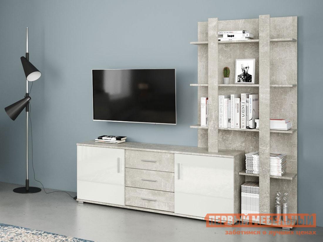ТВ-тумба Первый Мебельный МОНТАНА тумба под ТВ-200 71020127 тв тумба первый мебельный тума под тв орландо